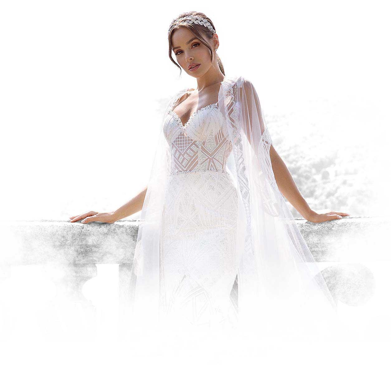 Svadobné šaty Irian Sam - Salón Ma Belle